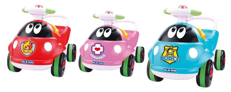 Купить Каталка Gratwest Машинка 2 в 1 ride on car, Машинки каталки