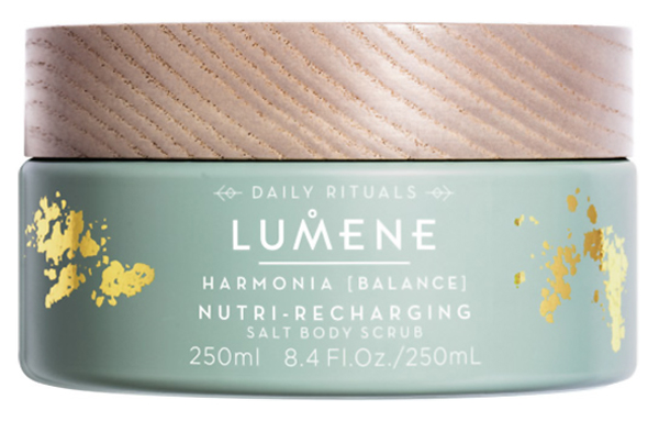 Скраб Lumene Harmonia Nutri Recharging Salt Body Scrub