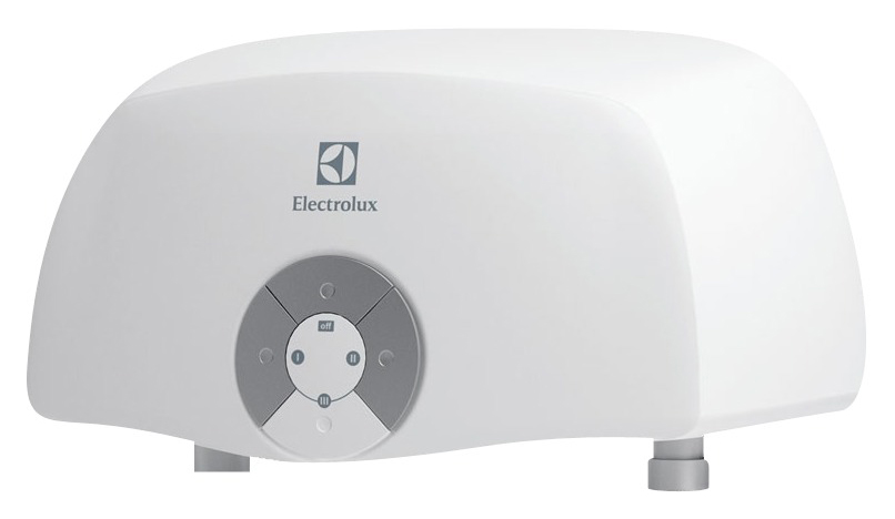 Водонагреватель проточный Electrolux Smartfix 2.0 T white