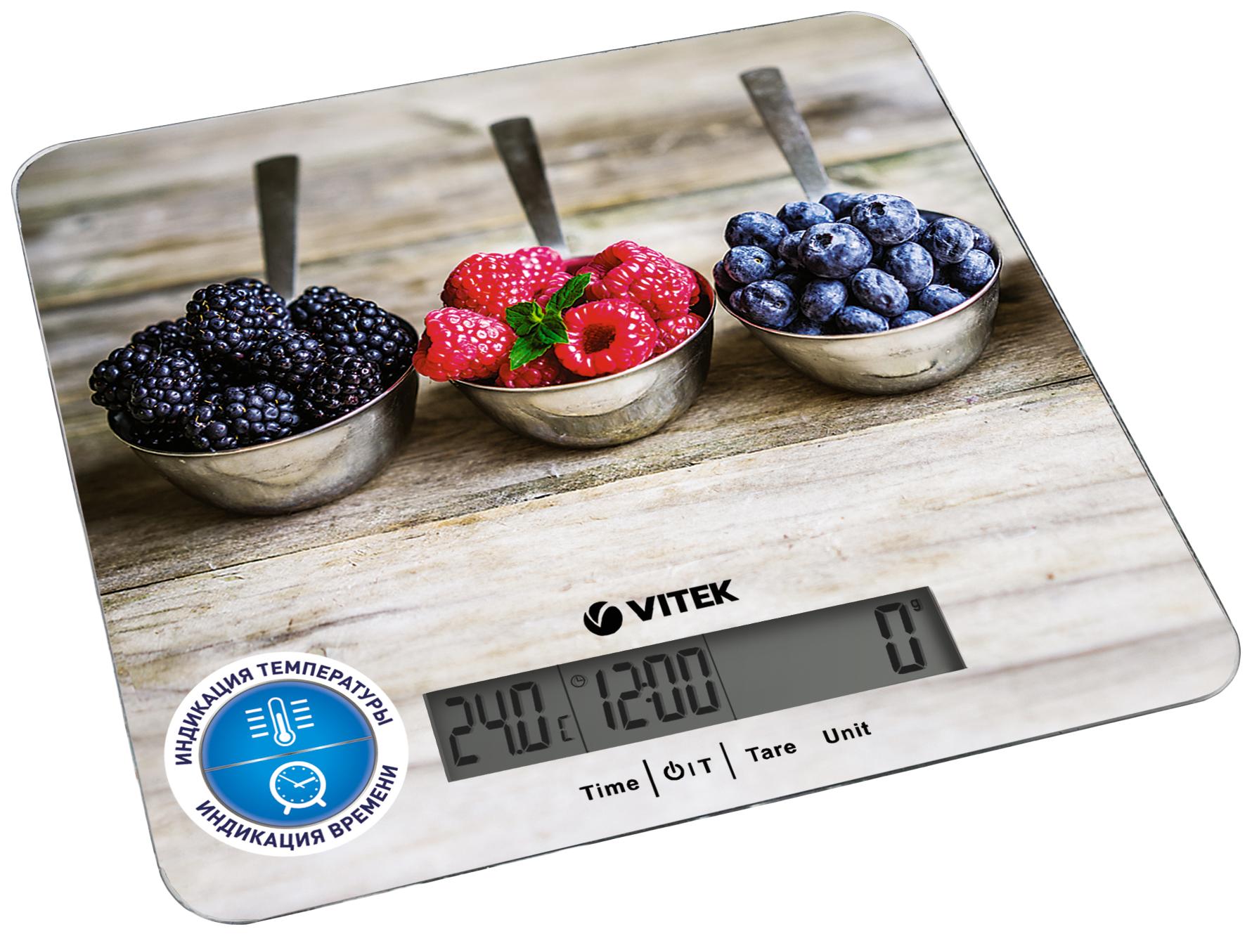 Весы кухонные VITEK VT 2429 MC
