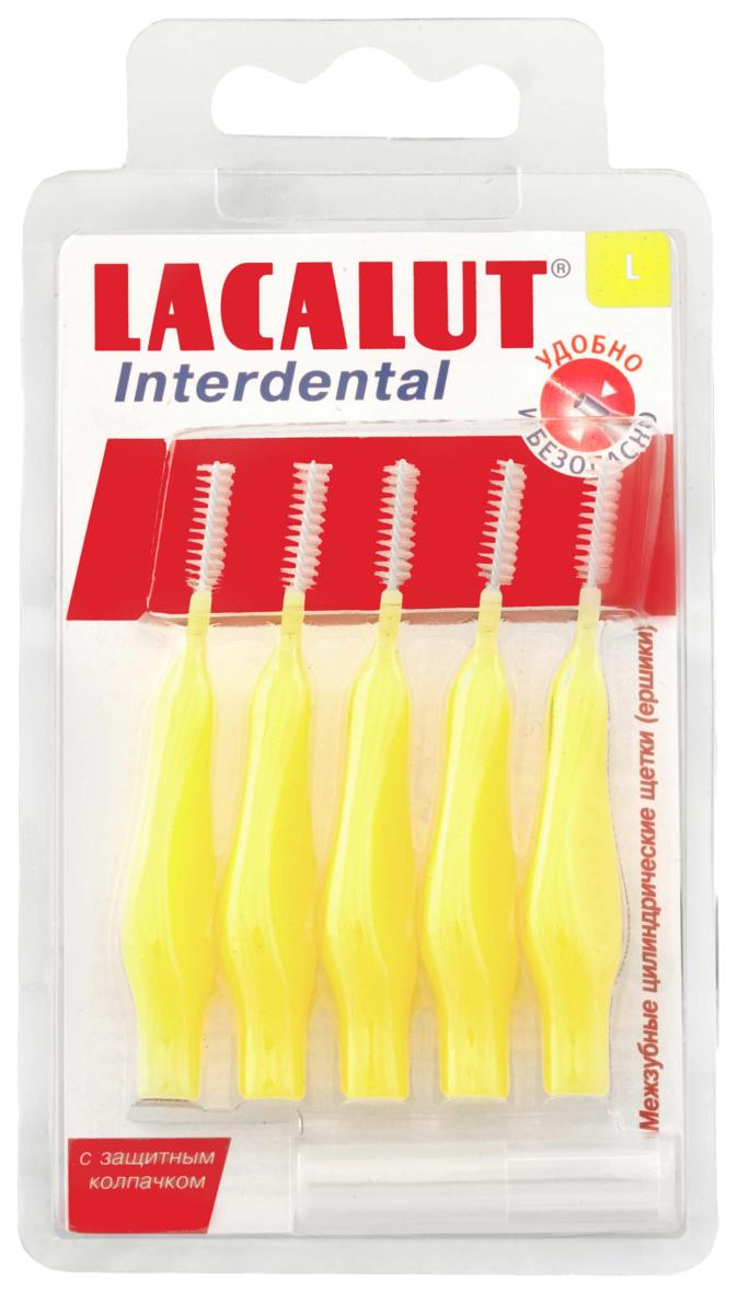 Ершик для зубов Lacalut Interdental L