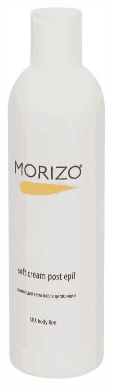 Сливки после депиляции для тела Morizo 300 мл