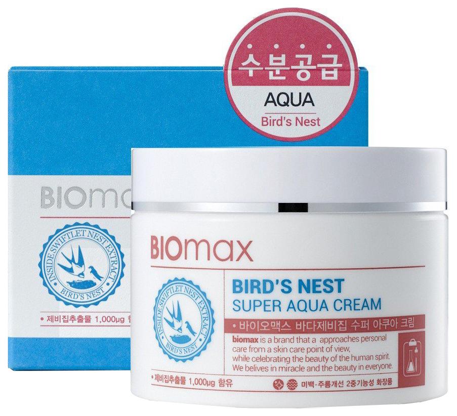 Крем для лица BIOmax Bird's nest Super Aqua