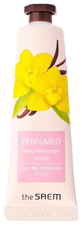 Купить Крем для рук The Saem Perfumed Hand Moisturizer Vanilla 30 мл, Perfumed Hand Moisturizer -Vanilla