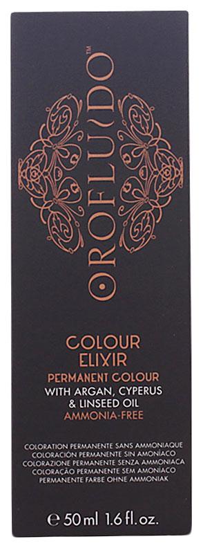 Краска для волос Orofluido 4-65 Интенсивный махагон красно-коричневый 50 мл