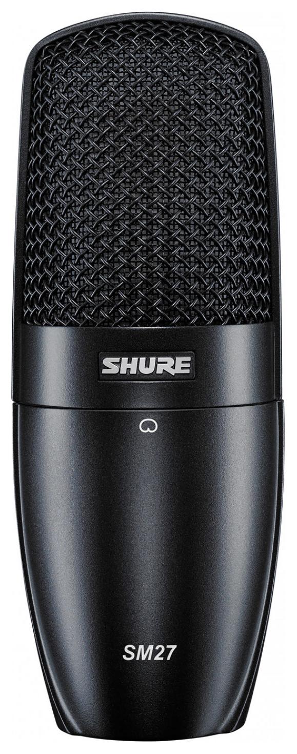 Микрофон Shure SM27-LC