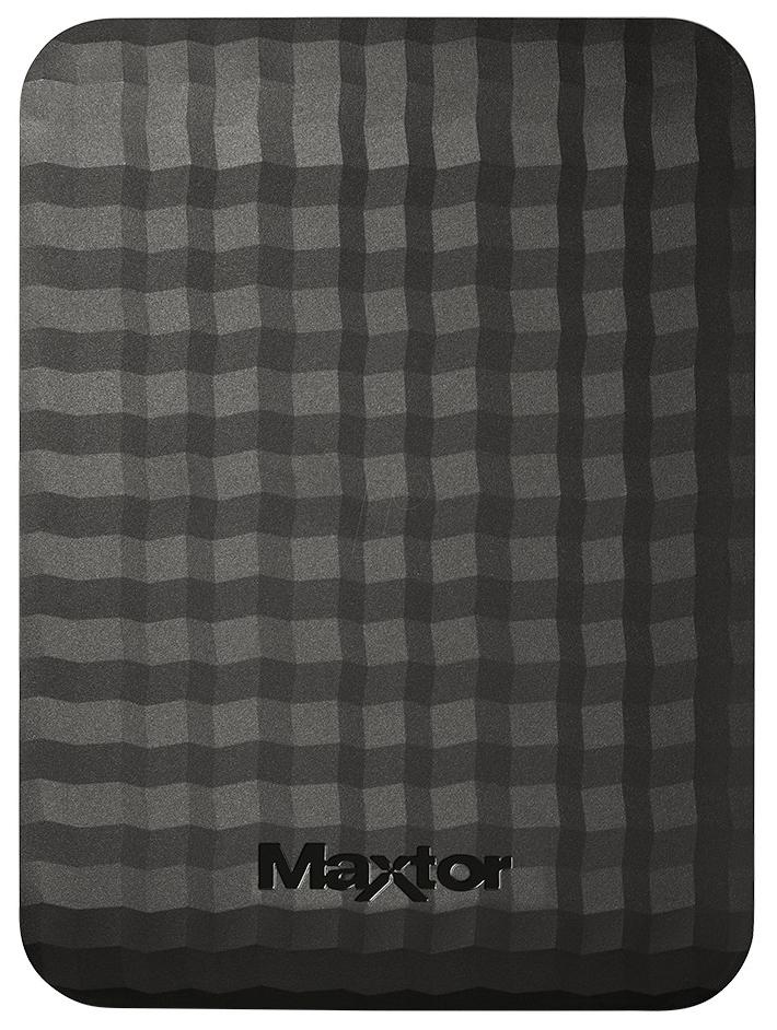 Внешний диск HDD Seagate Portable 4TB Black