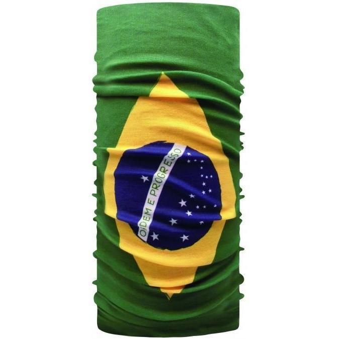 Бандана Buff Original желтая; зеленая One Size