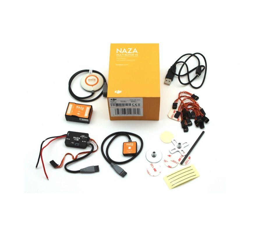 Полетный контроллер с GPS DJI Naza-M V2 Combo  - купить со скидкой