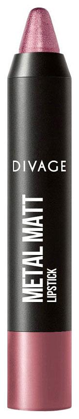 Помада Divage Metal Matt 01 3 г
