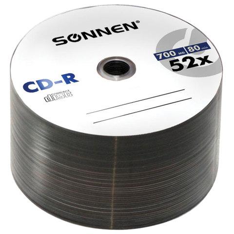Диски CD R