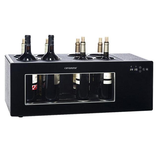 Винный шкаф Cavanova OW8CS Open Wine