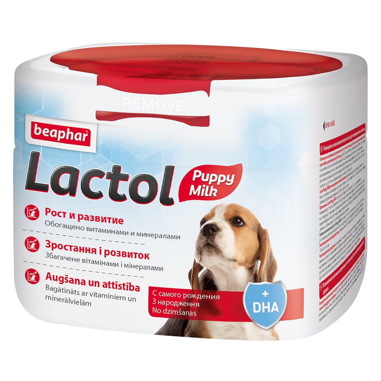 Молочная смесь для щенков Beaphar Lactol puppy,