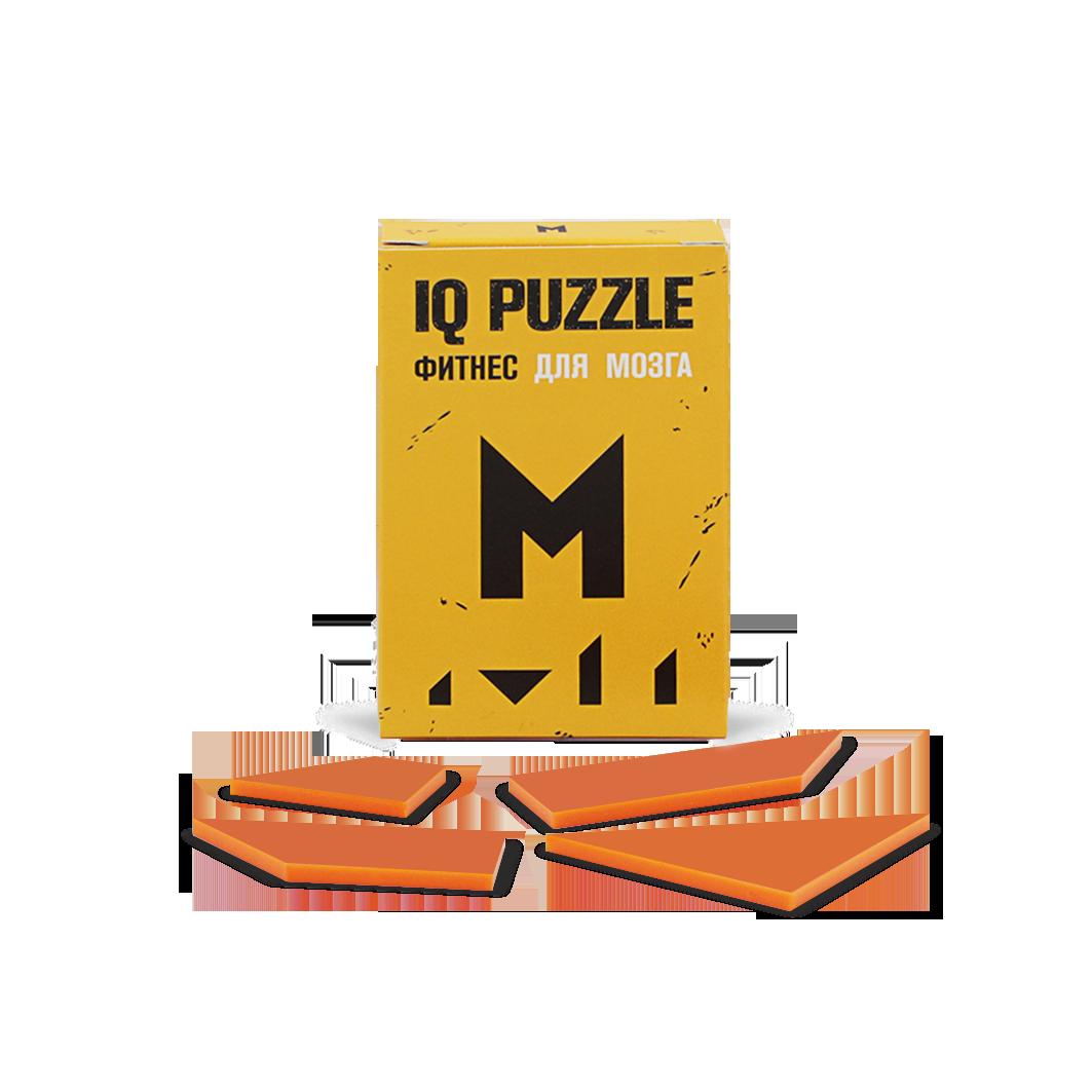 Пазл IQ Puzzle Буква М фото