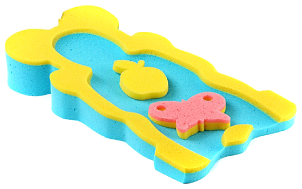 TEGA Накладка в ванну Макси, двухцветная