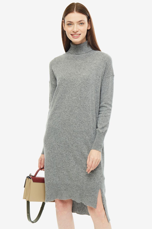 Платье женское SHADE BASHFW19JERINAS серое L