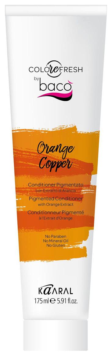 Купить Кондиционер для волос KAARAL COLOREFRESH Baco Orange Copper 175 мл