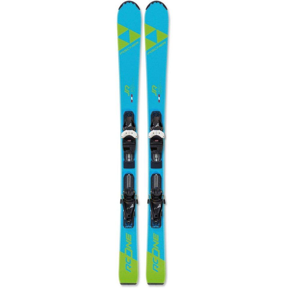 Горные лыжи Fischer RC One Jr.
