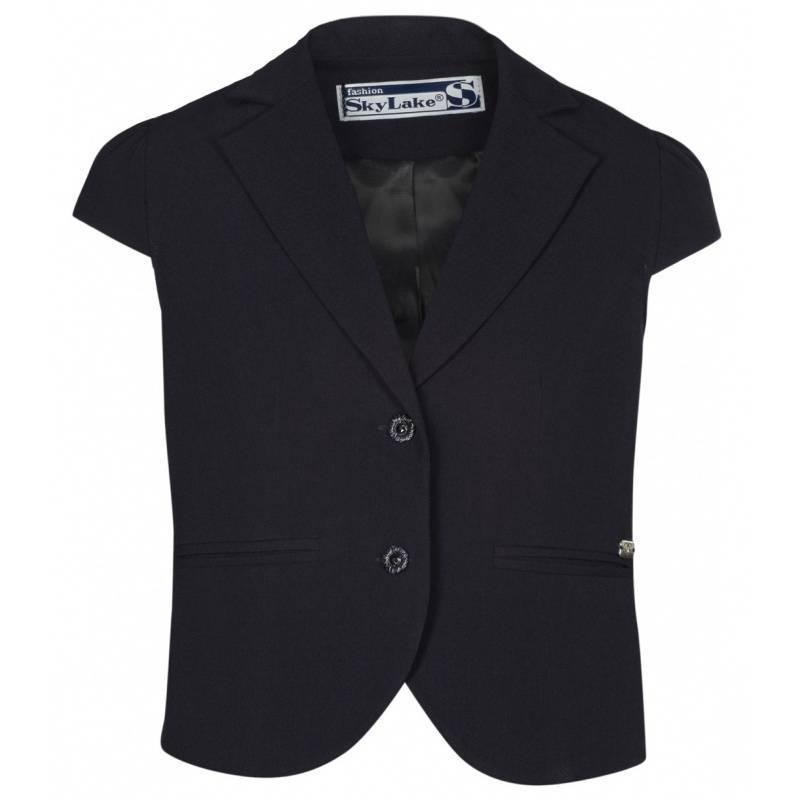 Купить ШФ-964, Жакет SkyLake, цв. темно-синий, 38 р-р, Детские пиджаки и жакеты