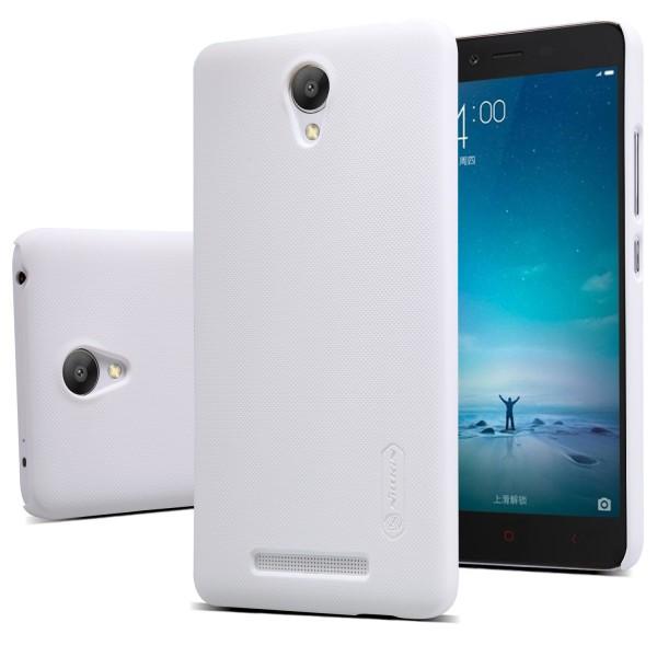 Чехол Nillkin Matte для Xiaomi Redmi Note 2 / Redmi Note 2 Prime White