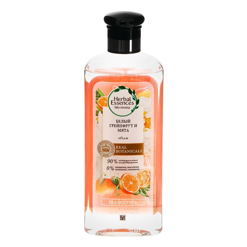 Шампунь Herbal Essences Белый грейпфрут и мята 250мл