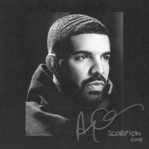 Drake  Scorpion (2LP)