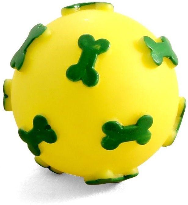 Апорт для собак Triol Мяч с косточками