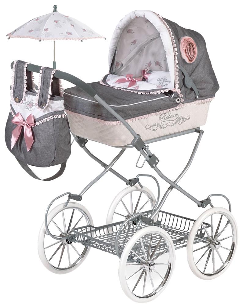 Купить Коляска для кукол DeCuevas Реборн 81031, Коляски для кукол