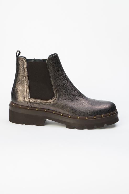 Ботинки женские Kanna KI8805 коричневые 35 RU
