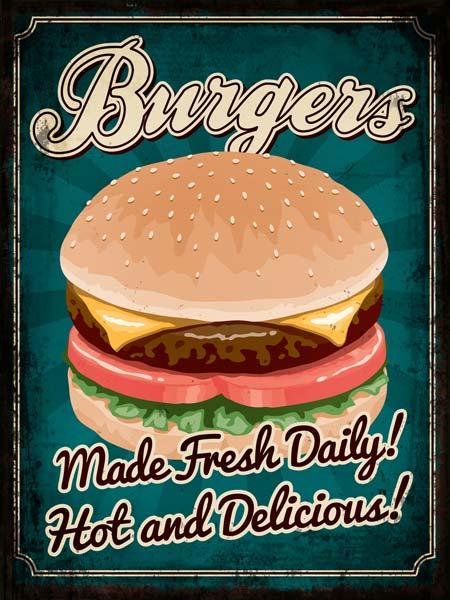 Картина на холсте 70x90 Burgers Ekoramka HE-101-377 по цене 1 490