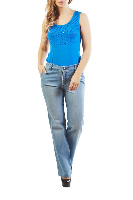 Джинсы женские LAFEI-NIER X241104-SF голубые 27 RU