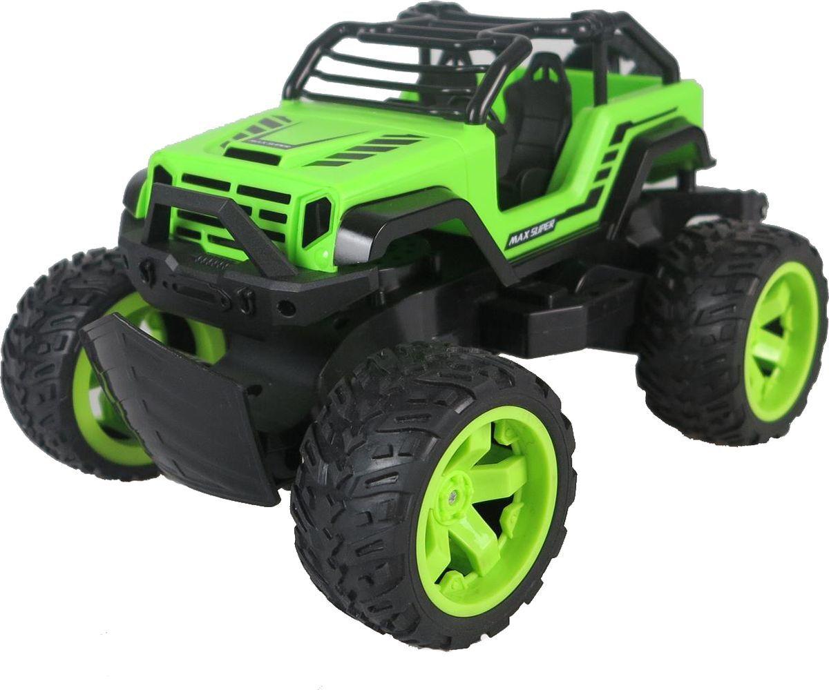 Купить Радиоуправляемая трюковая машинка Wincars Step Car YK-2019 Green, Радиоуправляемые машинки