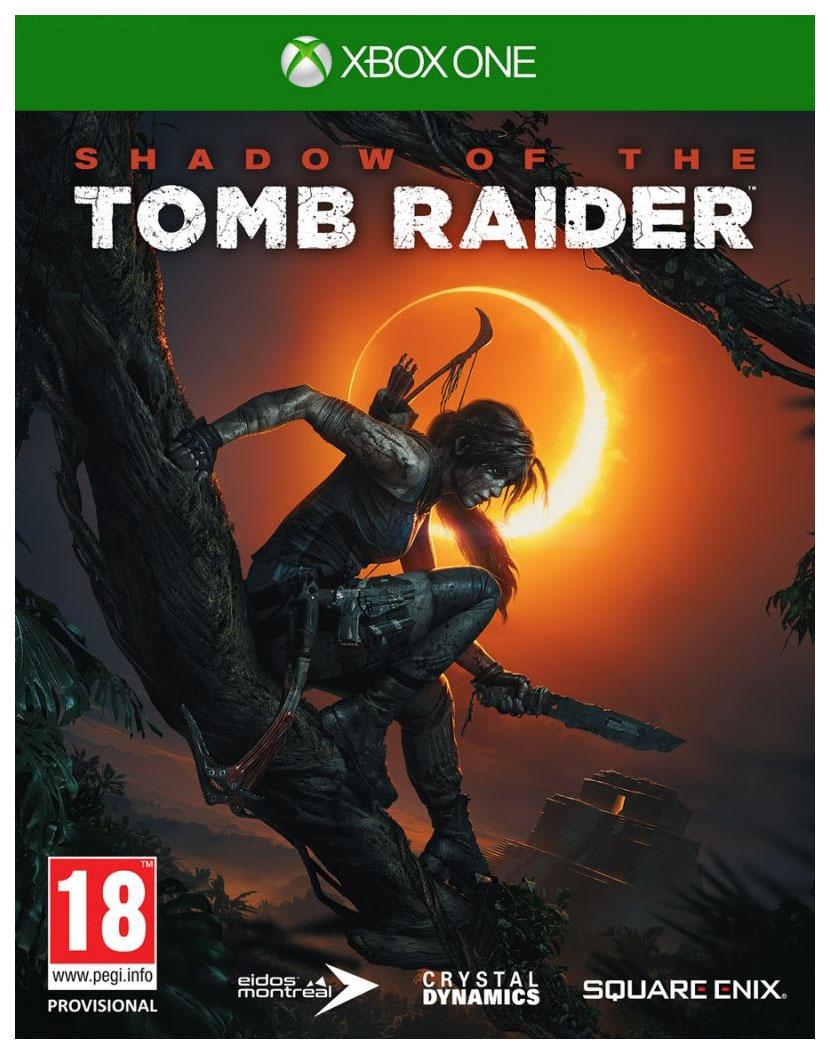 Игра Shadow of the Tomb Raider. Расширенное Издание для Xbox One фото
