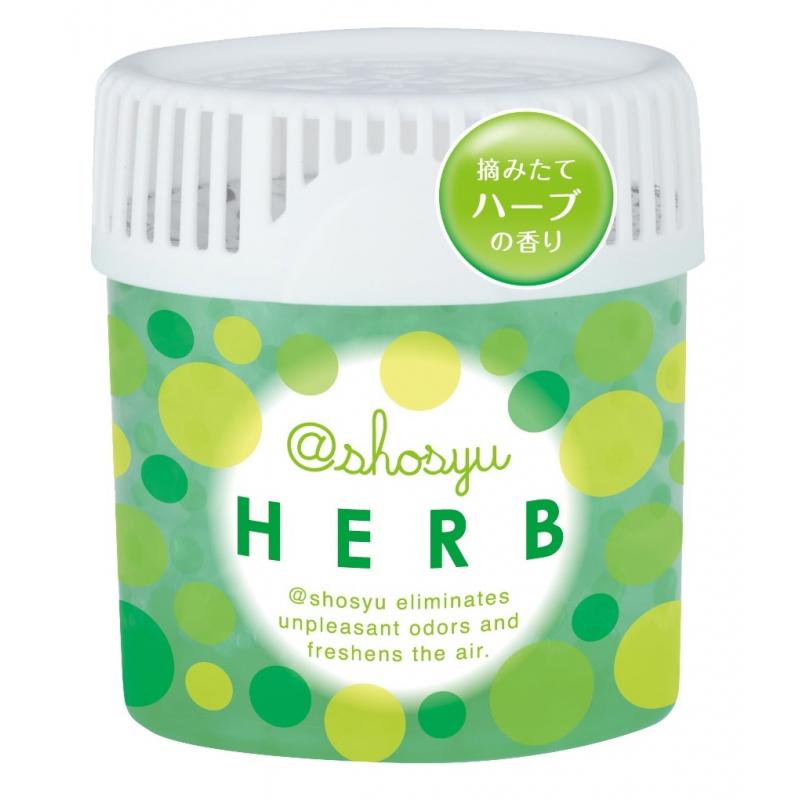Освежитель воздуха Kokubo гелевый с ароматом трав shosyu 150 г