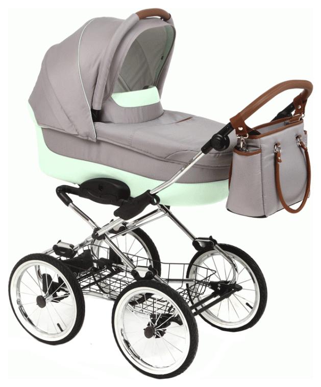 Купить Caravel 14, Коляска 2 в 1 Navington Carаvel колеса 14 Bali, Детские коляски 2 в 1