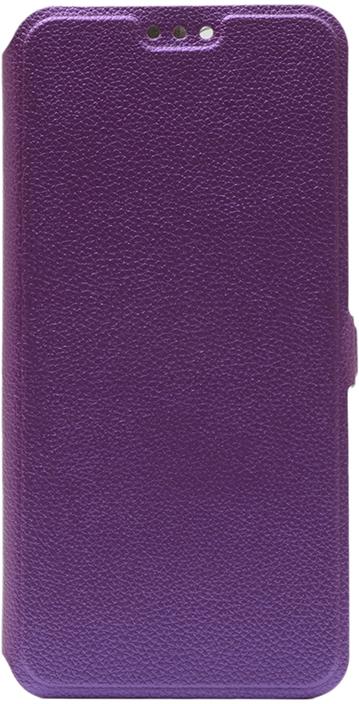 Чехол GOSSO CASES Book Type UltraSlim для Huawei Honor 7X фиолетовый