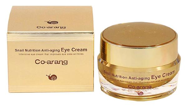 Крем для лица Co Arang Snail Nutrition Anti-Aging Cream 50 г