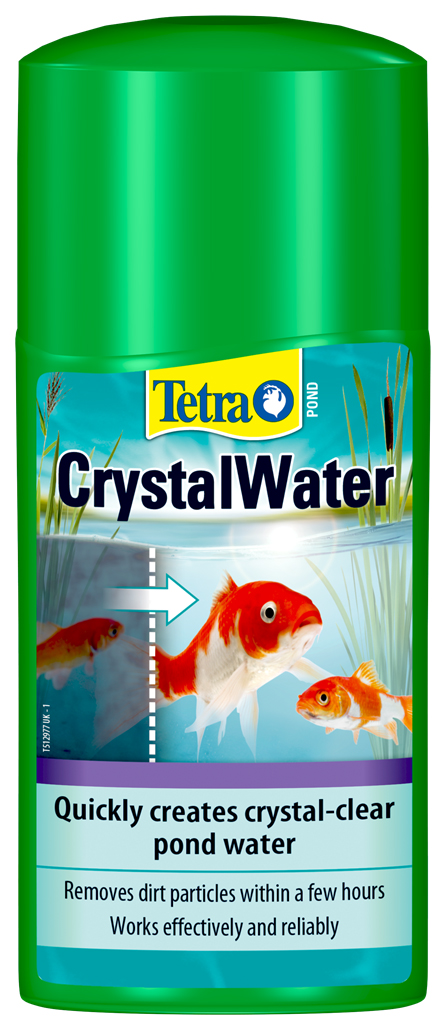 Средство для ухода за водой Tetra Pond Crystal Water 500 мл на 10000 л