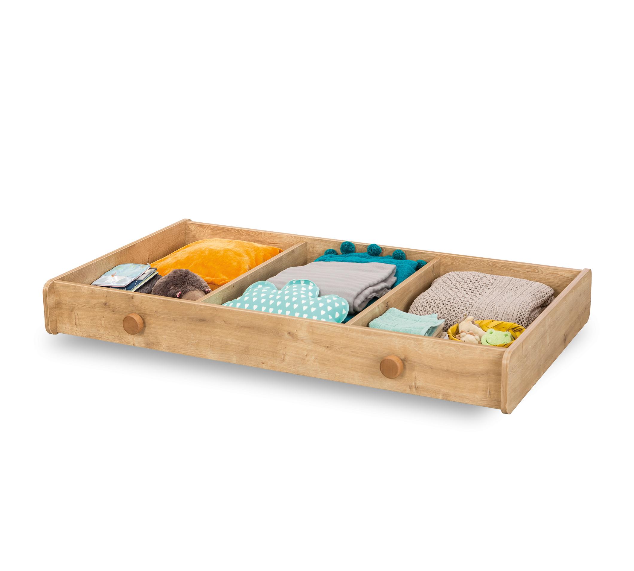 Купить Ящик выдвижной Cilek Natura Baby для кроватки детской,