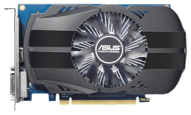 Видеокарта ASUS Phoenix nVidia GeForce GT 1030