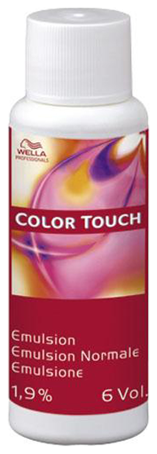 Проявитель Wella Professionals Color Touch 1,9% 60 мл