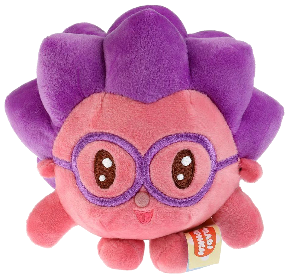 Мягкая игрушка Малышарики Ежик 10 см