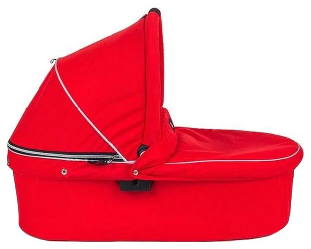 Люлька Valco baby Q Bassinet для Trimod X, Snap 4 Ultra, Quad X Fire red