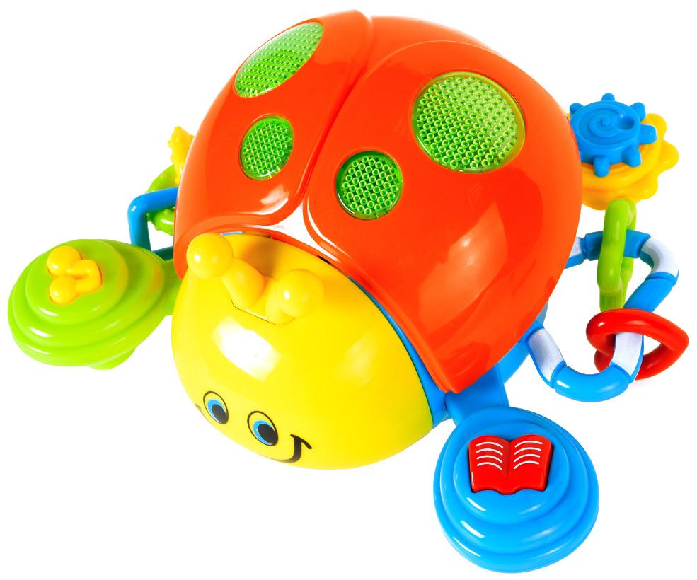 Интерактивная игрушка Play Smart Божья коровка