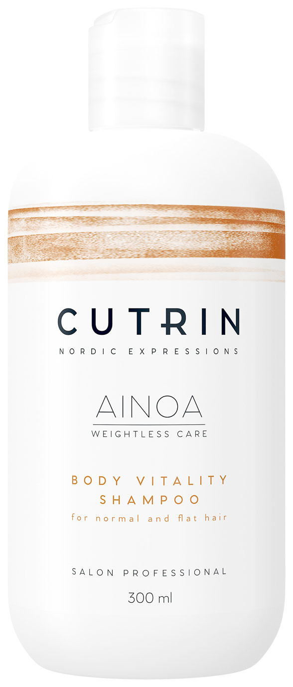 Шампунь Cutrin Ainoa Body Vitality 300 мл