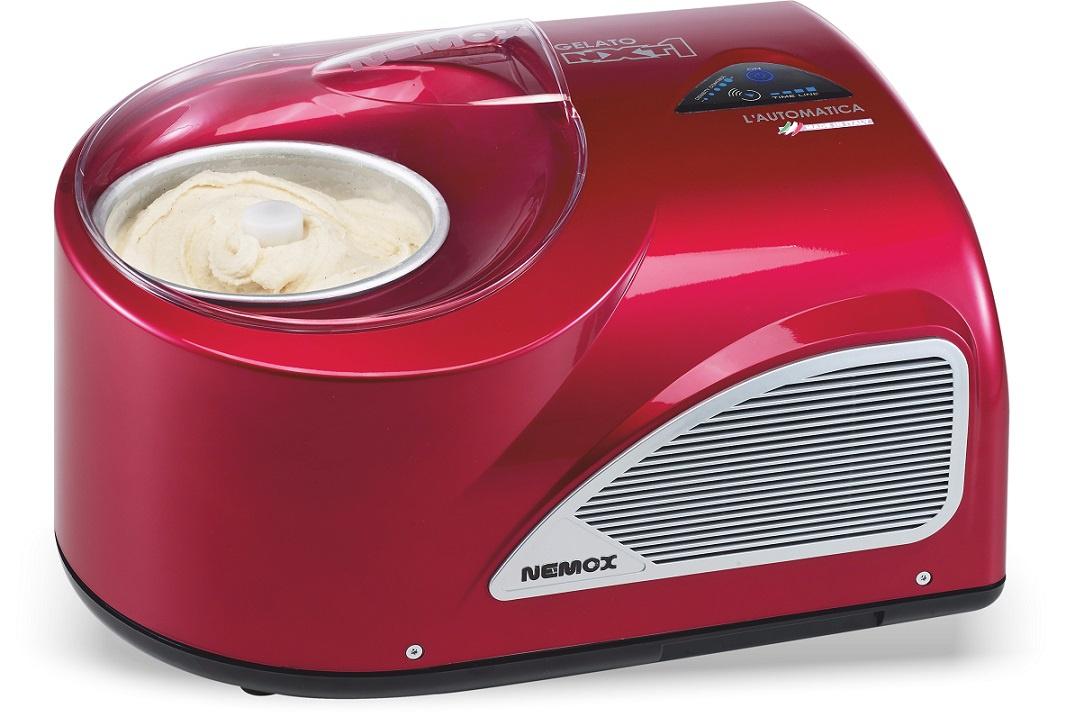 Мороженица Nemox GELATO NXT1 L' AUTOMATICA Red