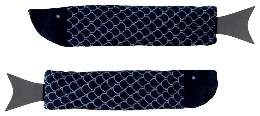 Носки Doiy Fish синие