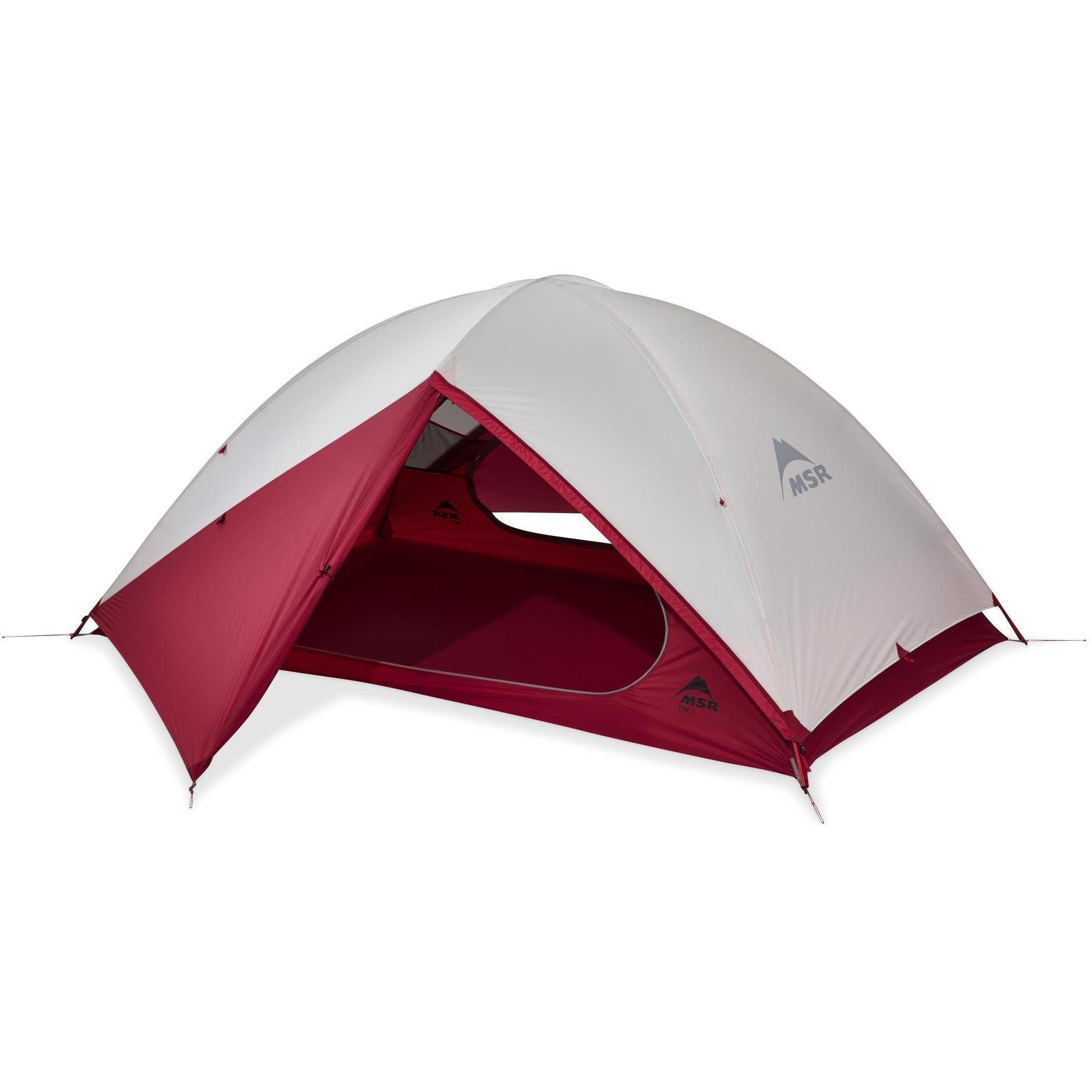 Палатка MSR Zoic серая двухместная