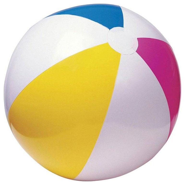 Мячик надувной Intex Glossy 59030