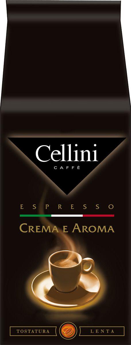 Кофе  Cellini crema e aroma 1000 г